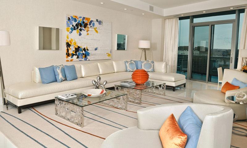 Model Home Interiors Condo Edge 2012 6