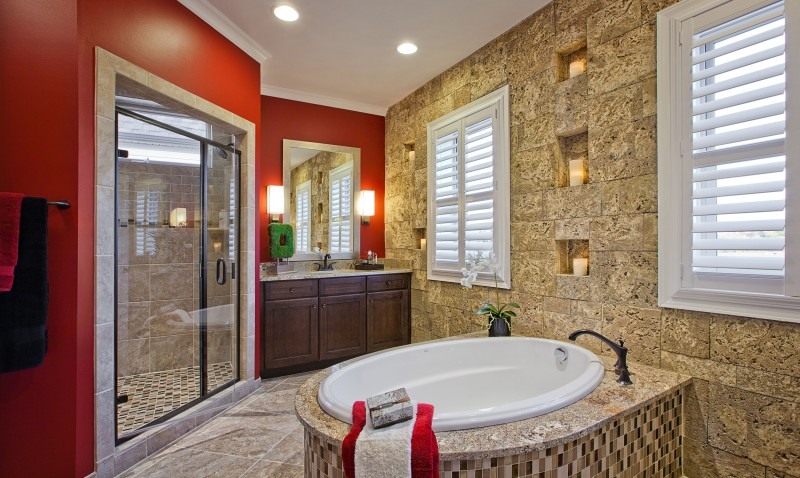 Townhomes & Condominiums  Model Home Interiors