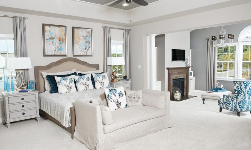 model home interiors single family homes